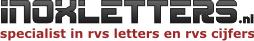 Inoxletters.nl   Specialist in rvs letters, rvs cijfers en rvs logo's